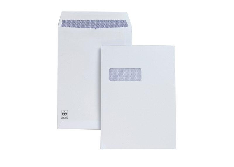 PLUS FABRIC ENV P/S C4 WDW WHITE PK250