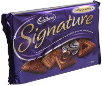 Cadbury Signature Biscuits Variety Pack - 300g