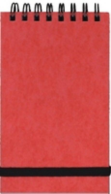 Silvine Band Book 3x5 Spiral 194 - 12 Pack