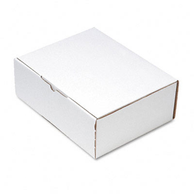 MAILING BOX 220X110X80MM OYSTER PK25