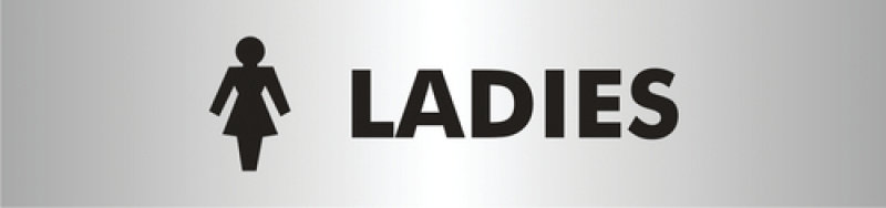 STEWART S/ADH ACR SIGN LADIES ALU BAC113