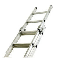 DBL SECTION LADDER ALU 16 RUNG 323139