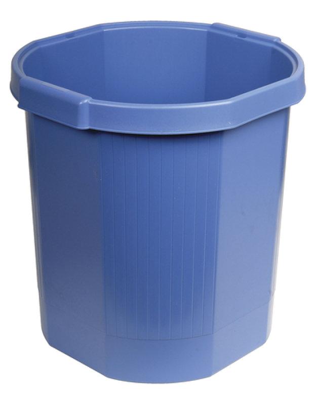 Image of Forever Blue Waste 18 Litre Bin