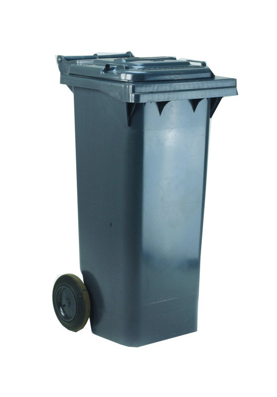FD REFUSE CONTAINER 360L 2 WHLD GRY 33