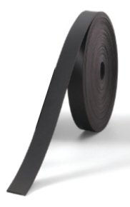NOBO MAGNETIC TAPE 10MM X 5M BLK 1901131