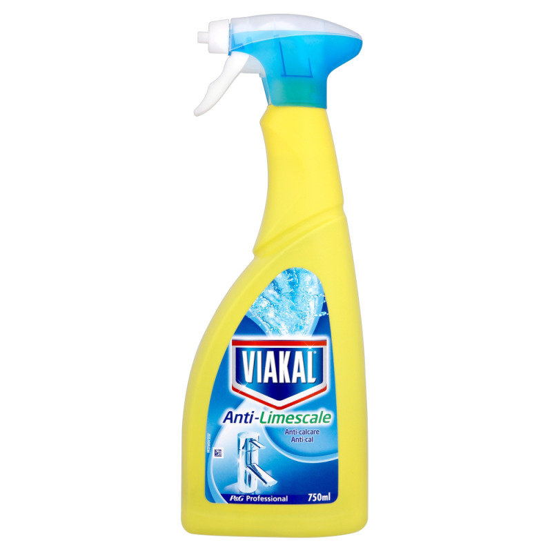 Image of Flash Viakal Anti-Limescale Spray 750ml (Pack of 1)