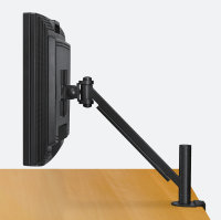 Fellowes Designer Suites Flat Panel Monitor Arm - Black