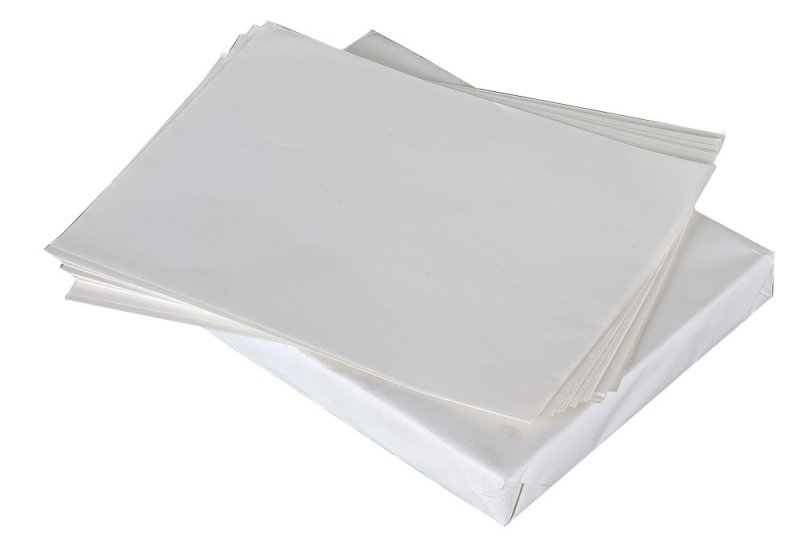 Q Connect A4 60gsm White Lightweight Bank Paper - 500 Sheets