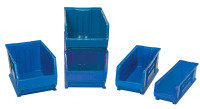 VFM Blue Small Parts Storage Bin