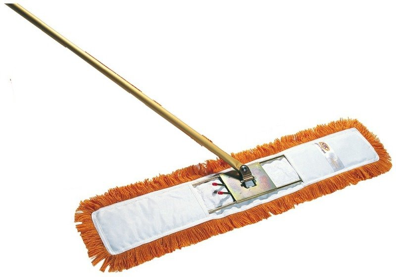 Image of Contico GM60C Golden Magnet Dust Control Sweeper