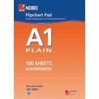 Nobo 100 Flipchart Pad 33681 - 2 Pack