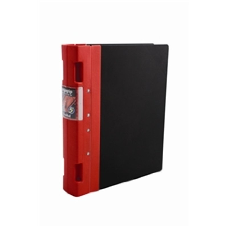 Guildhall Ergonomic Binder A4 Red - 2 Pack
