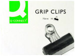 Q CONNECT GRIP CLIP 75MM PK10