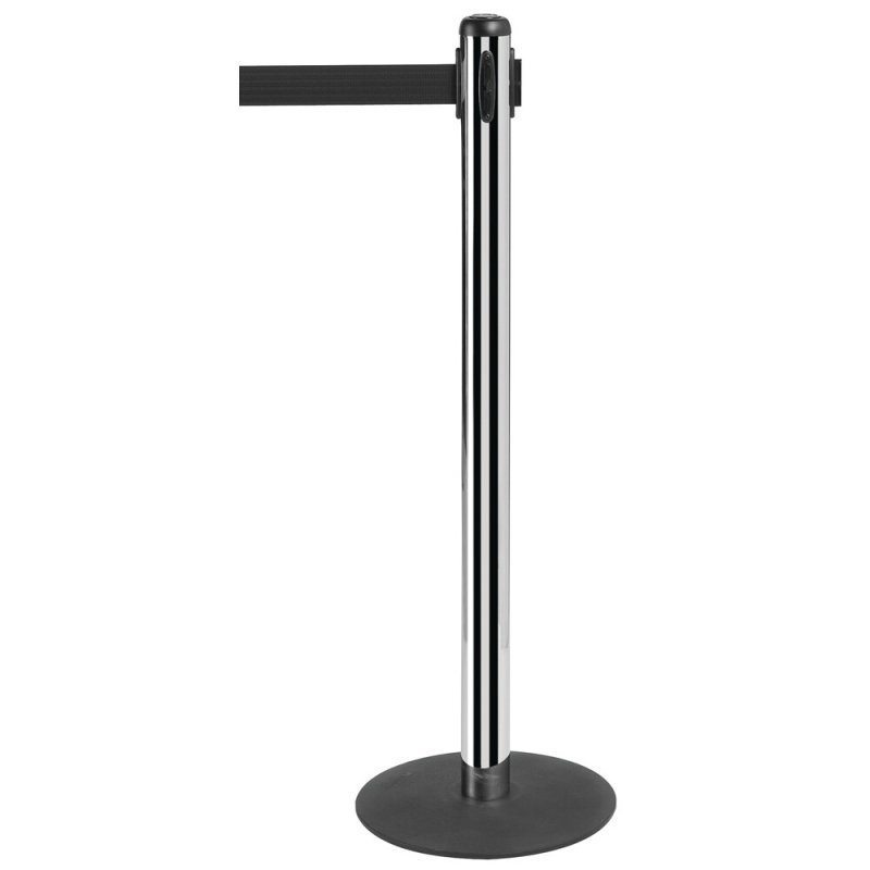 Image of Albion Economy Flexibarrier Stand Chrome