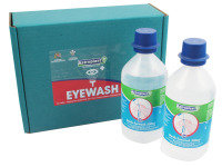 WALLACE STERILE EYE WASH 500ML PK2