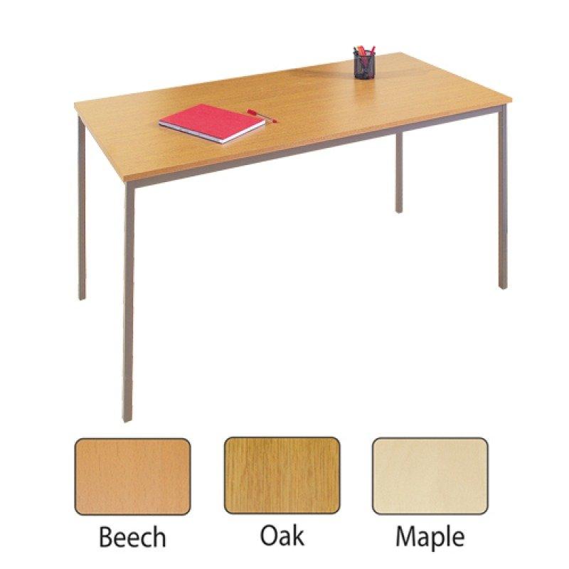 ff jemini rectang table 1200x800mm oak review