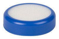 QCONNECT SPONGE DAMPENER 85MM BLUE