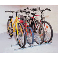 FD CYCLE RACK 3 BIKE CAP ALUMINIUM 309