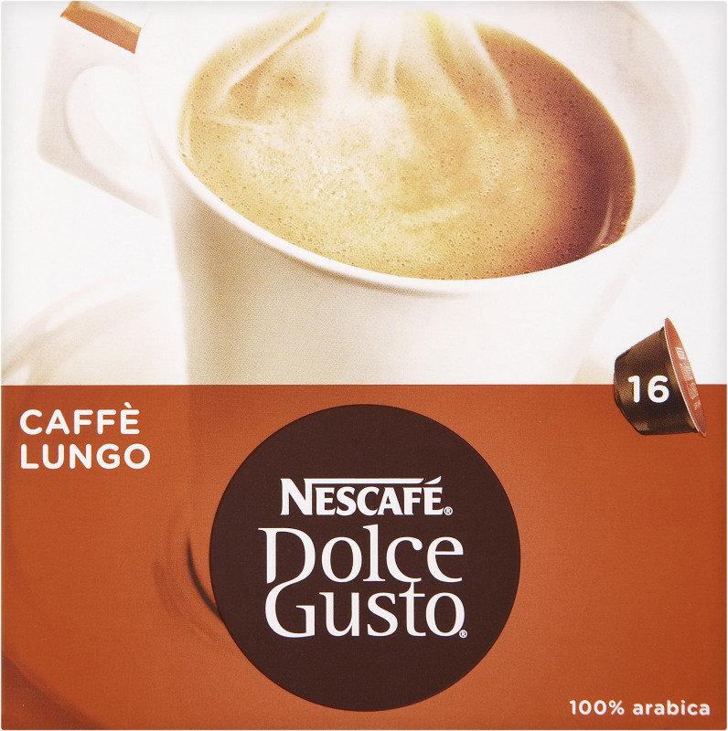 Nescafe Dolce Gusto Caffe Lungo  3x16 Caps