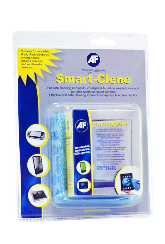 AF Smart-Clene Tablet Smartphone Cleaning Kit