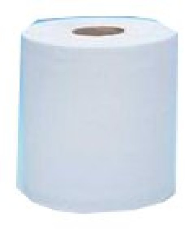 Extra Value 200 Sheet White Toilet Roll - 48 Pack