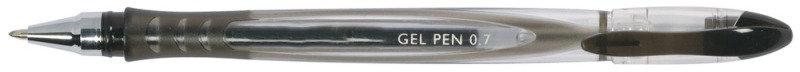 Extra Value Black Gel Pen - 10 Pack