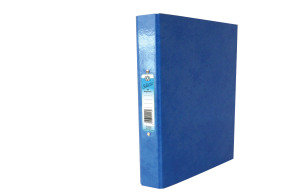 Concord Ixl Selecta Ring Binder A4 Blue - 10 Pack