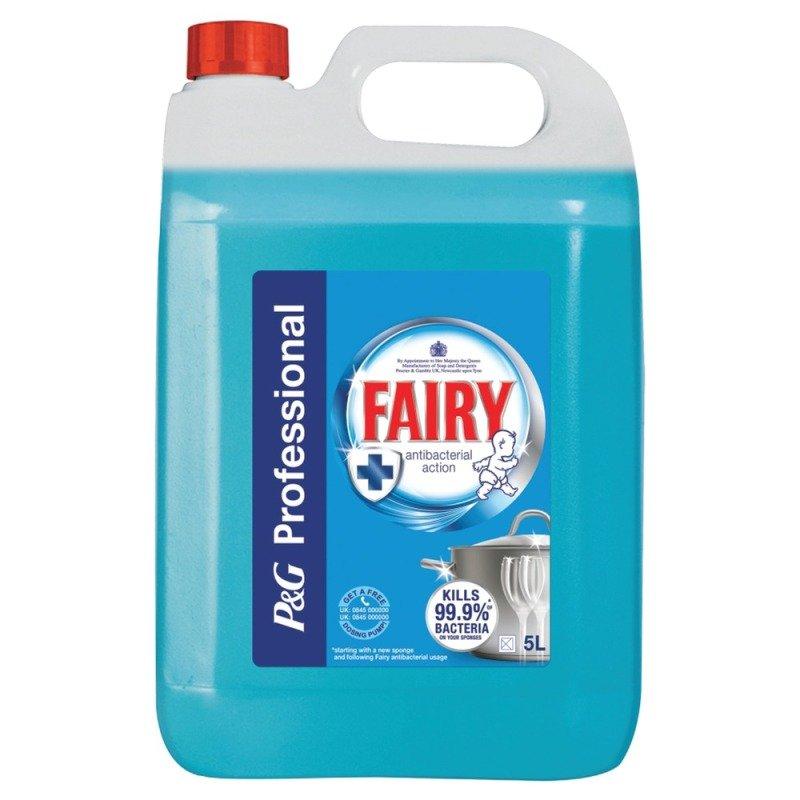 Image of Fairy Antibacterial Liquid 4 Litre