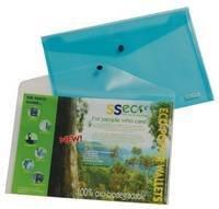 STEWART ECO POPPER WALLET PK5 CLEAR