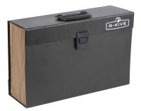 Fellowes R-KIVE Handfile Black
