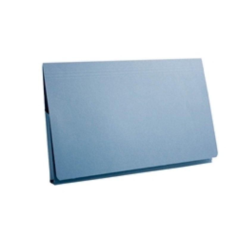 *Guildhall Full Flap Pocket Wallet Blue - 50 Pack