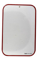 Bic Velleda DryWipe Board Red