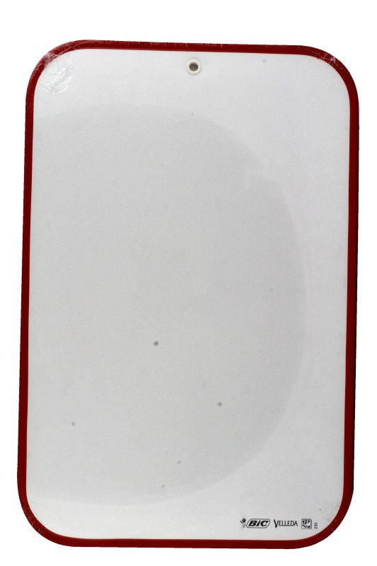 Bic Velleda DryWipe Board Red