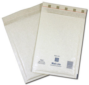 BUBBLE BAG SS WHT 220X260MM PK100 MLWE2