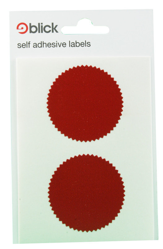 Image of Blick Company Seal 50mm Diam Pk8 014652 - 20 Pack