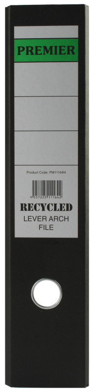 Extra Value Foolscap Lever Arch Files  10 Pack