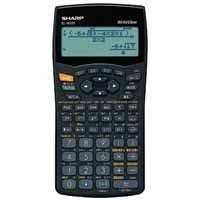 Sharp ELW531B WriteView Scientific Calculator
