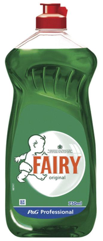 Image of Fairy Original Hand Dish Wash 750ml - 6 Pack