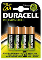 Duracell Staycharged Entry Aa 1300 Mah
