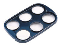 Plastic Cup Tray for 6 Cups