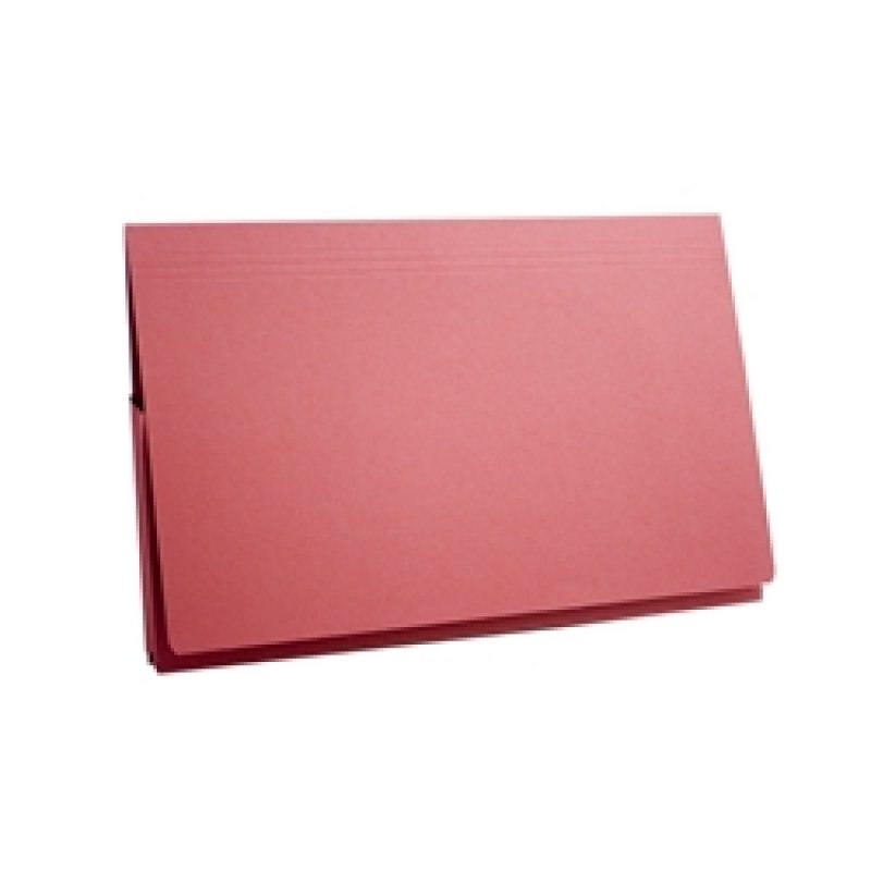 *Guildhall Pocket Wallet 14 X 10 Red - 50 Pack