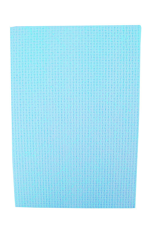 2Work Heavyweight Cloth Blue (Pack of 25)