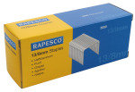 Rapesco 13/8mm Galvanised Staples