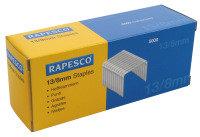 Rapesco 13/8mm Galvanised Staples