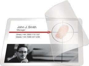 SELF LAMINATING CARD 66X100 PK100 25250