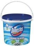 Domestos Urinal Channel Blocks - 3Kg Tub