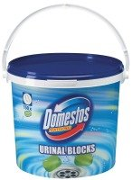 Domestos Urinal Channel Blocks - 3Kg Tub