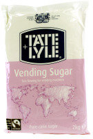 Tate & Lyle 2kg White Vending Sugar - 6 Pack