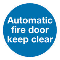 Automatic Fire Door 100x100mm S/a Km73as - 5 Pack