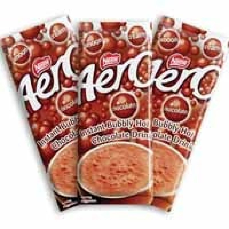 Nestle Aero Hot Chocolate Sachets - 40 Pack
